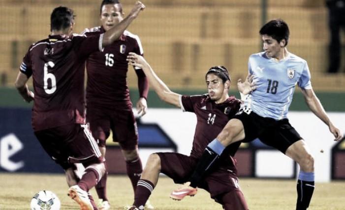 Previa Venezuela vs Uruguay: por el Sudamericano Sub-20