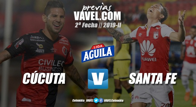Cúcuta vs Santa Fe: Los 'motilones' buscan evadir el descenso mientras que los 'cardenales' necesitan de una victoria