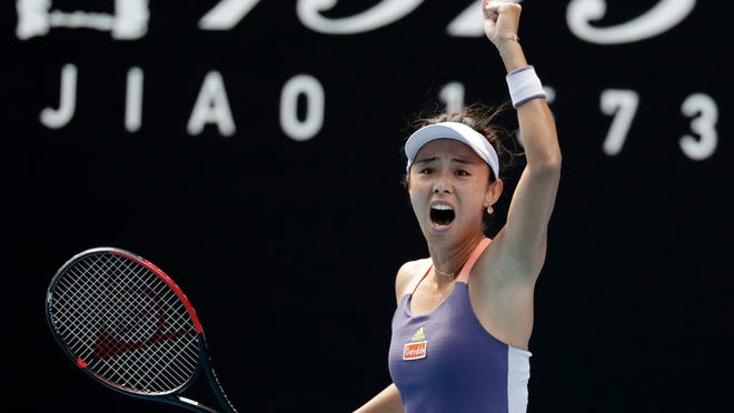 2020 Australian Open: Qiang Wang stuns Serena Williams in three sets