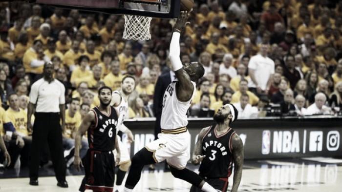 Cleveland es líder de la serie ante Toronto, otra vez