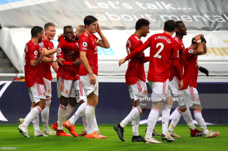 Newcastle United 1-4 Manchester United As it happened: Red Devils put Magpies to the sword