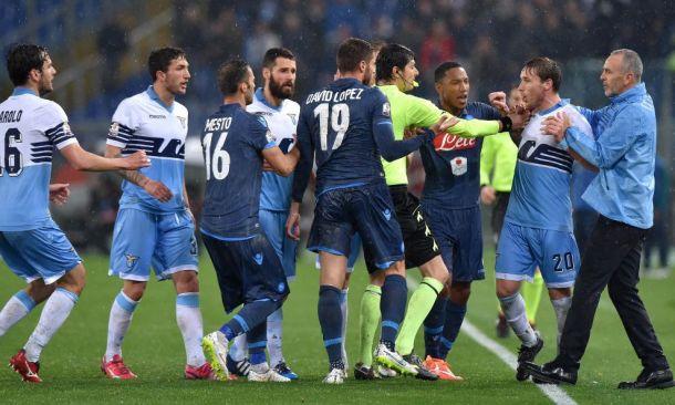 Lazio - Napoli, le dichiarazioni del post gara
