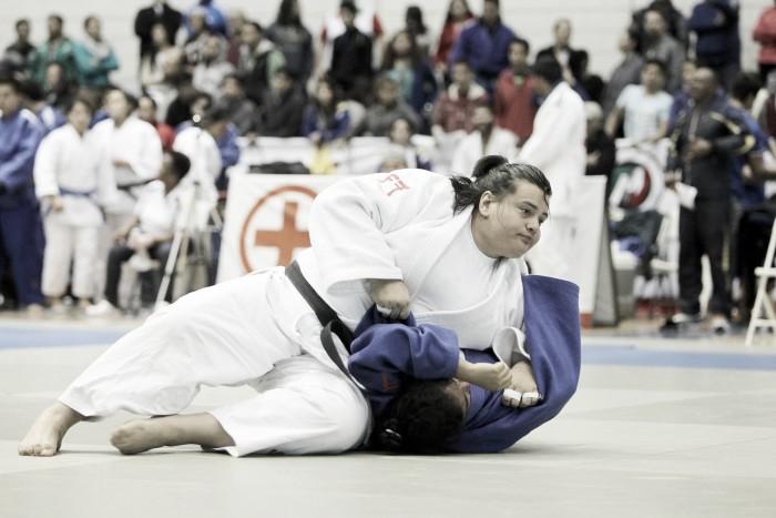 Seleccionados olímpicos de judo entrenan con peleadores de la UFC