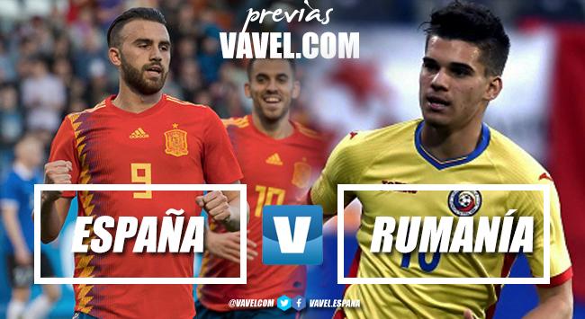 Previa España sub-21 vs Rumanía sub-21: duelo exigente, pero sin nada en juego