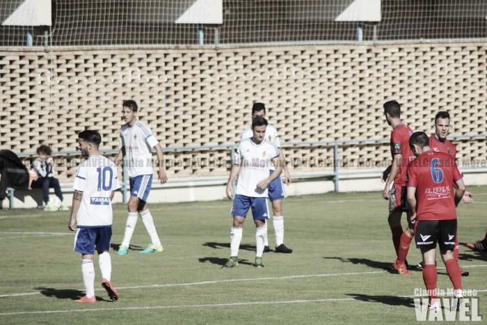 Fotos e imágenes del Deportivo Aragón 2-2 CD Teruel, jornada 13 de Tercera División