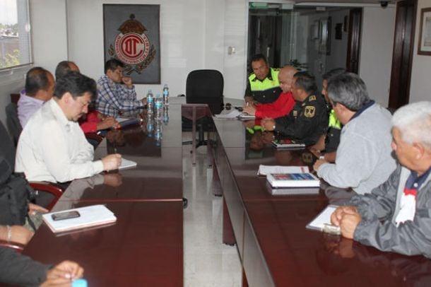 Más de 2 mil elementos policiacos estarán presentes en el Toluca-Tigres