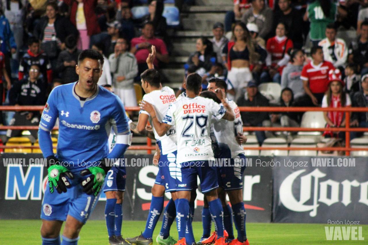 Imágenes del Pachuca 3-2 Toluca en Liga Mx