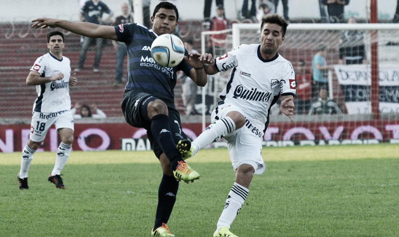 Previa Quilmes -Independiente(Mza): el Cervecero tiene que ganar ante uno de sus rivales más difíciles