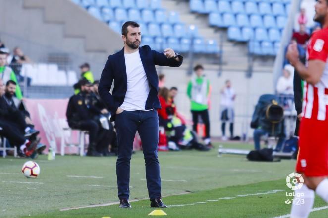 """Diego Martínez: """"Nosotros con nuestra personalidad iremos a competir hasta el final"""""""