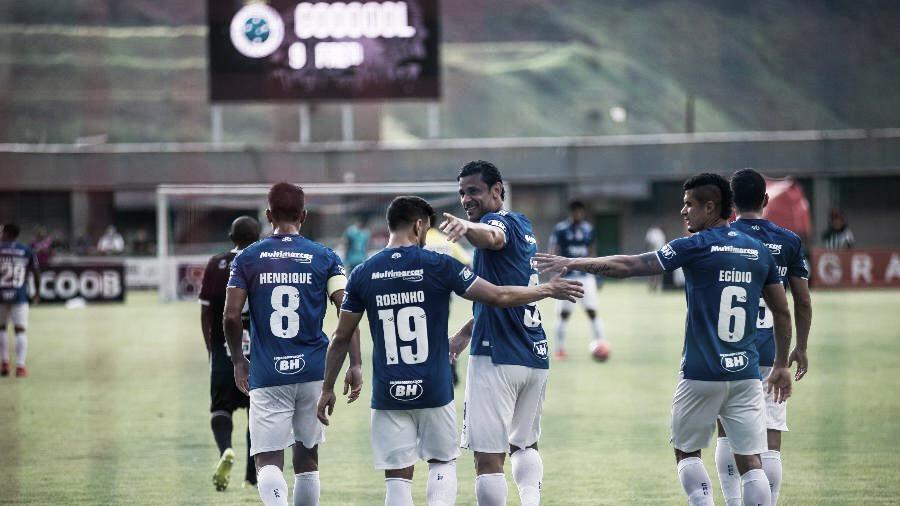 Cruzeiro vence, cola na liderança e rebaixa Tupi pelo Campeonato Mineiro