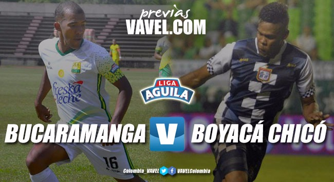 Atlético Bucaramanga vs. Boyacá Chicó: tres puntos para casos opuestos