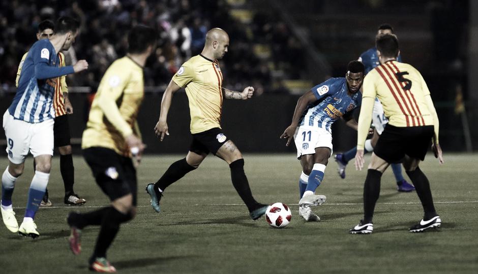 Previa Atlético de Madrid vs Sant Andreu: cerrar la eliminatoria