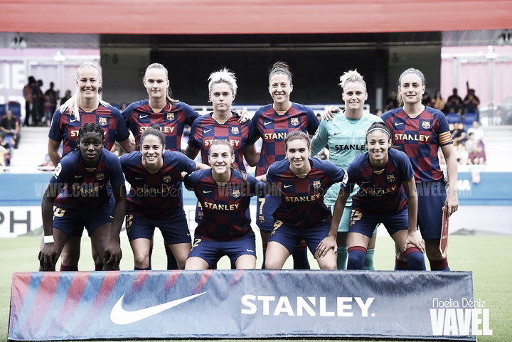 Comunicado del Barça sobre el Fútbol Femenino