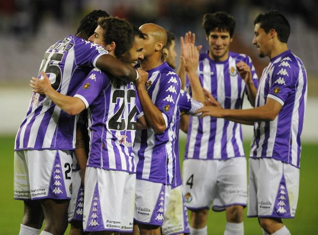 Real Valladolid - Sabadell: puntuaciones del Real Valladolid