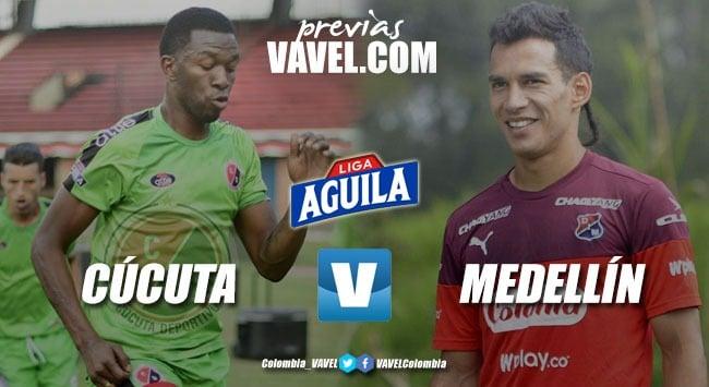Previa Cúcuta Deportivo vs Independiente Medellín: El DIM le coquetea a los ocho