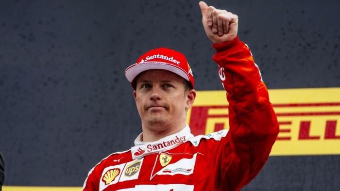 """F1, GP Russia - Raikkonen: """"Non sono il secondo di Vettel"""""""