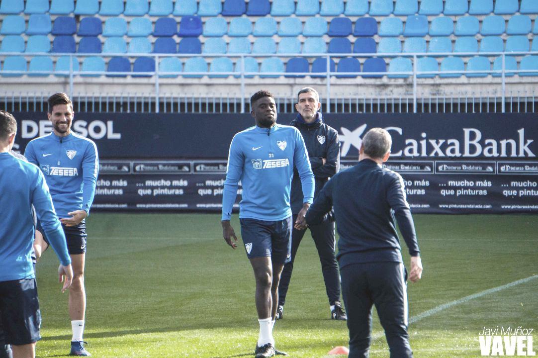 """N'Diaye: """"Es el partido más importante de la temporada"""""""