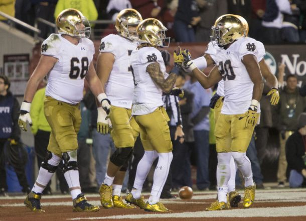 Notre Dame Travels To Pittsburgh In Challenging Road Matchup