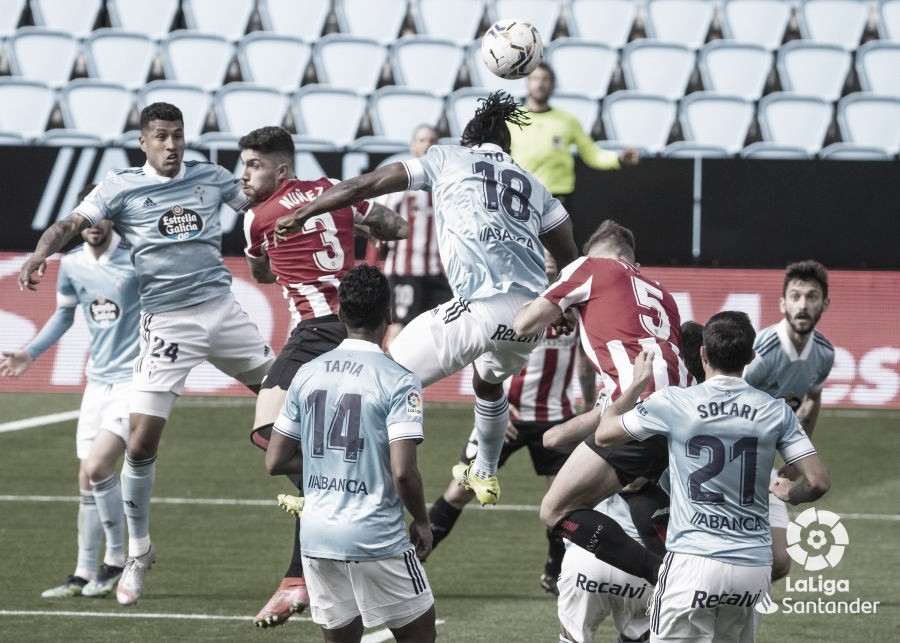 Celta de Vigo vs Athletic Club: puntuaciones del Celta en la jornada 27 de LaLiga Santander