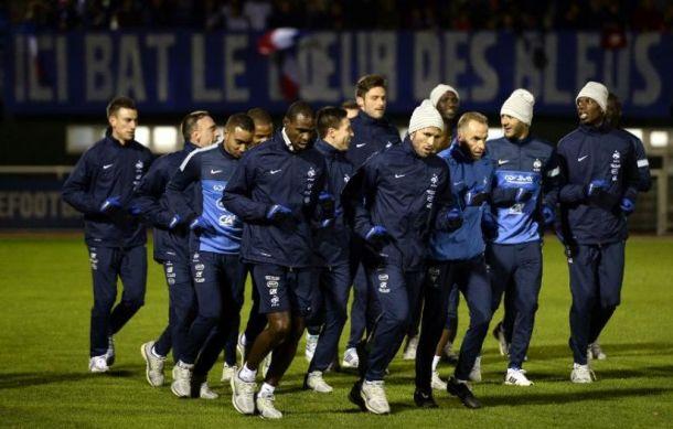 La France attend