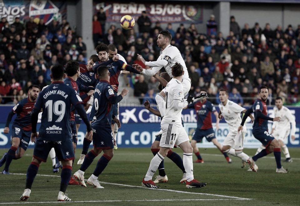 Previa Real Madrid - Huesca: los blancos reciben a un Huesca muy necesitado