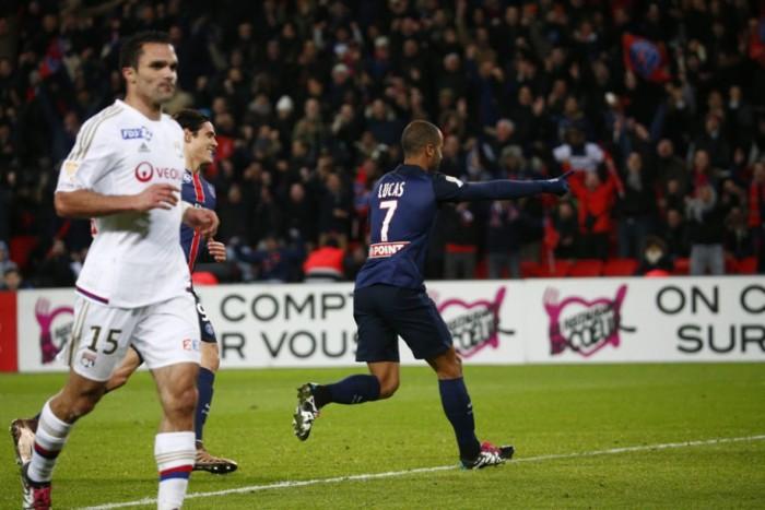 UnPSG bousculé mais victorieux face à Lyon