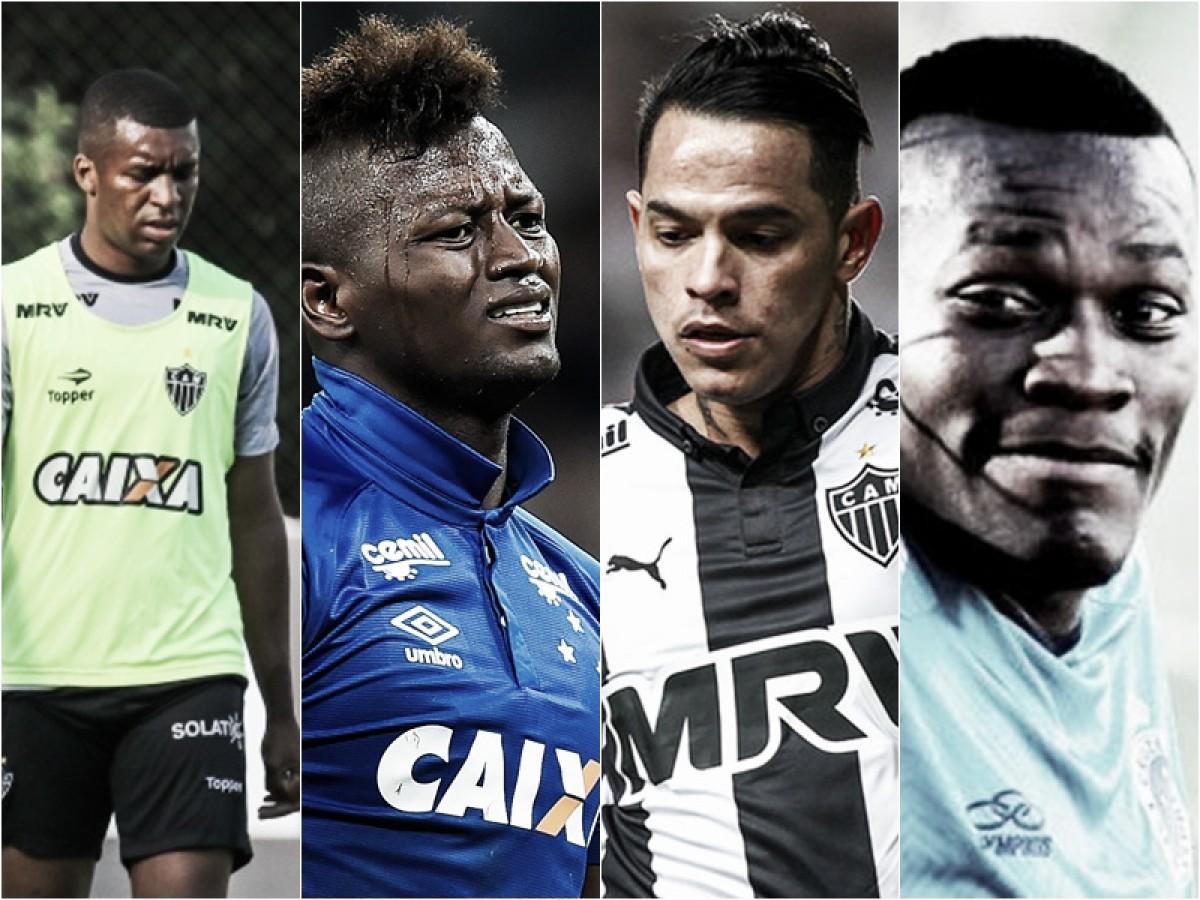 Com cinco atletas ex-Cruzeiro, Vasco tem quase um time de jogadores que passaram por Minas
