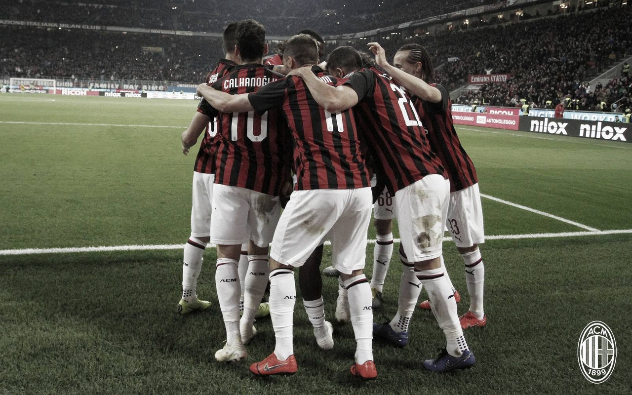 Milan se ilusiona con la Champions luego de ganarle a Lazio