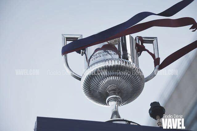 Luis Rubiales presenta a la Junta Directiva las nuevas Supercopa y Copa del Rey