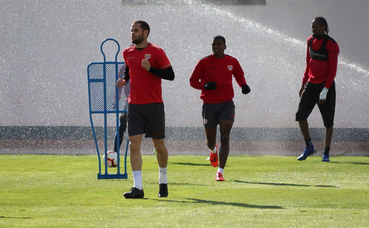 Mario Suárez y Medrán, los elegidos para el centro del campo