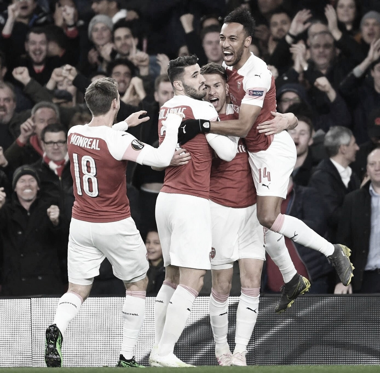 Arsenal encañonó al Nápoles en Londres