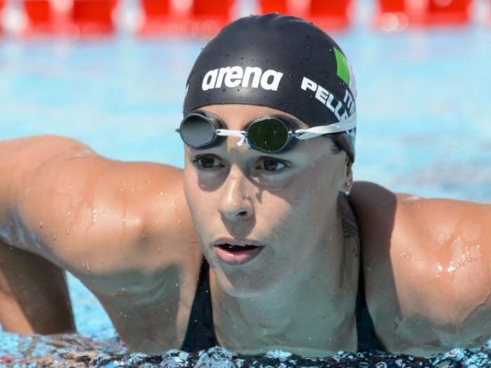 Nuoto - Settecolli, i risultati della seconda giornata: Pellegrini da urlo nei 100, grande Detti sui 200