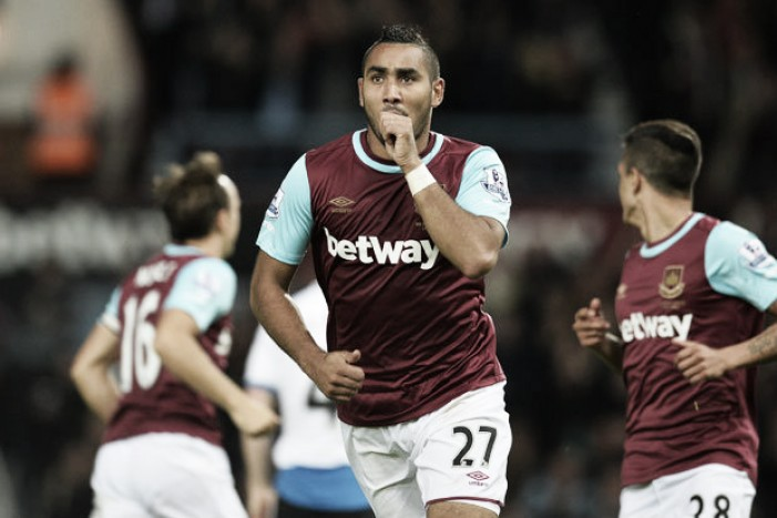 Dimitri Payet pens new West Ham deal
