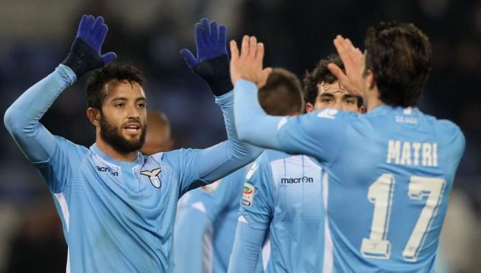 Serie A: la Lazio schianta l'Hellas Verona