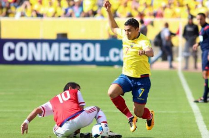 Ecuador 2-2 Paraguay: Tricolor Gets Last-Minute Draw At Home