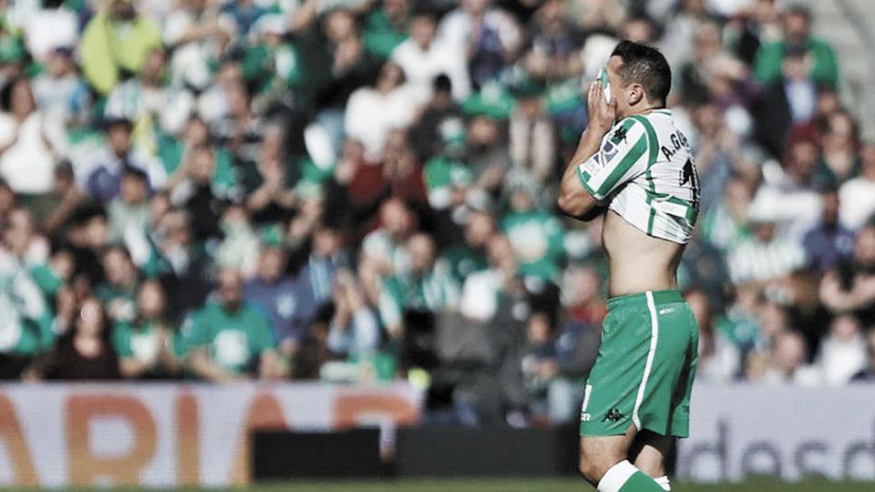 La sanción de Andrés Guardado