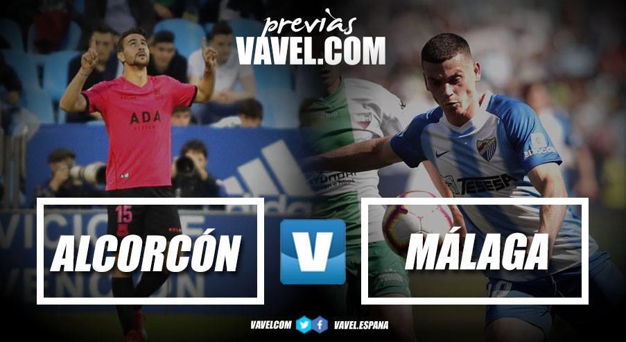 Previa AD Alcorcón - Málaga CF: ganar para seguir soñando