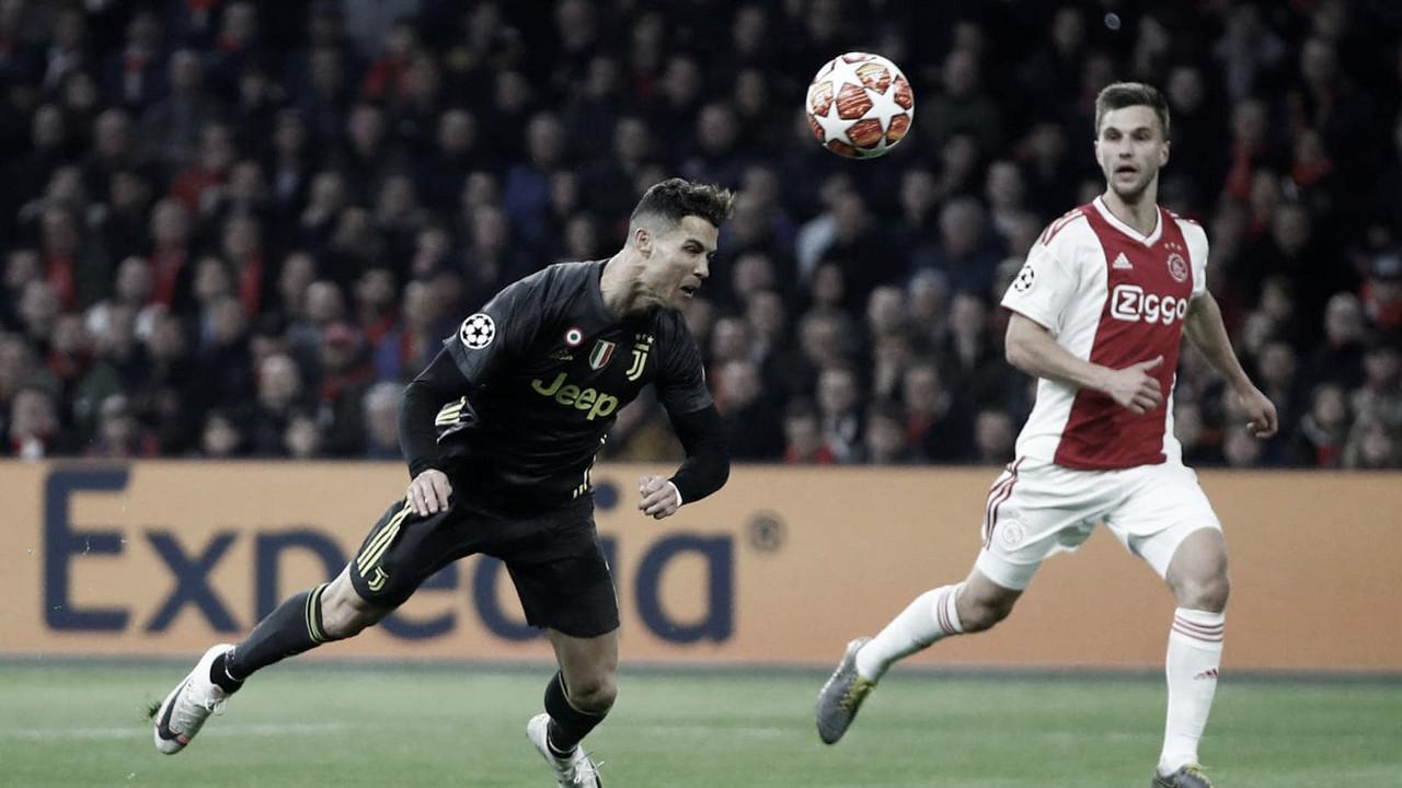 Ajax y Juventus no se sacaron ventajas en Ámsterdam