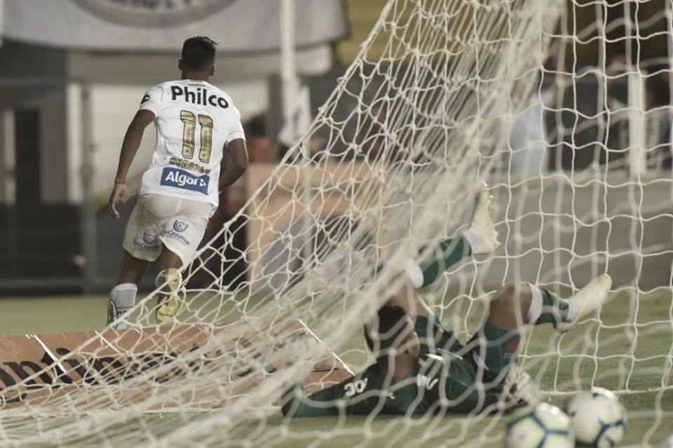 Tradição santista! Peixe tem os melhores números ofensivos na Copa do Brasil