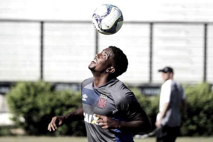 Atacante Thalles se encontra fora dos planos do Vasco para 2019