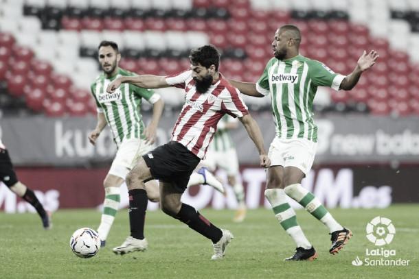 Los de Andalucía, vienen de una derrota. Foto: La Liga.