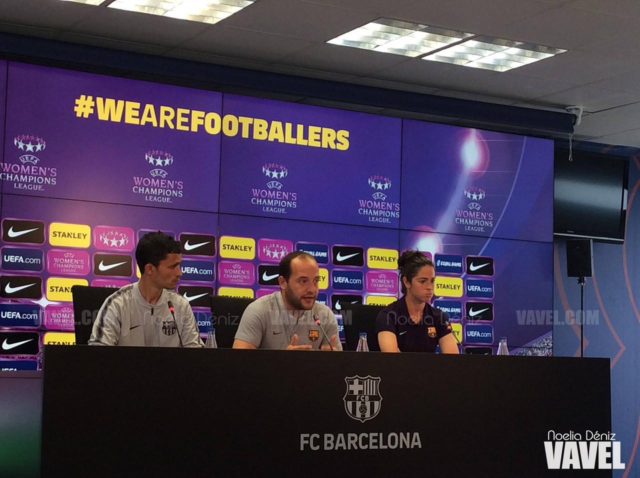 """Lluís Cortés: """"El equipo ha dado un paso al frente"""""""