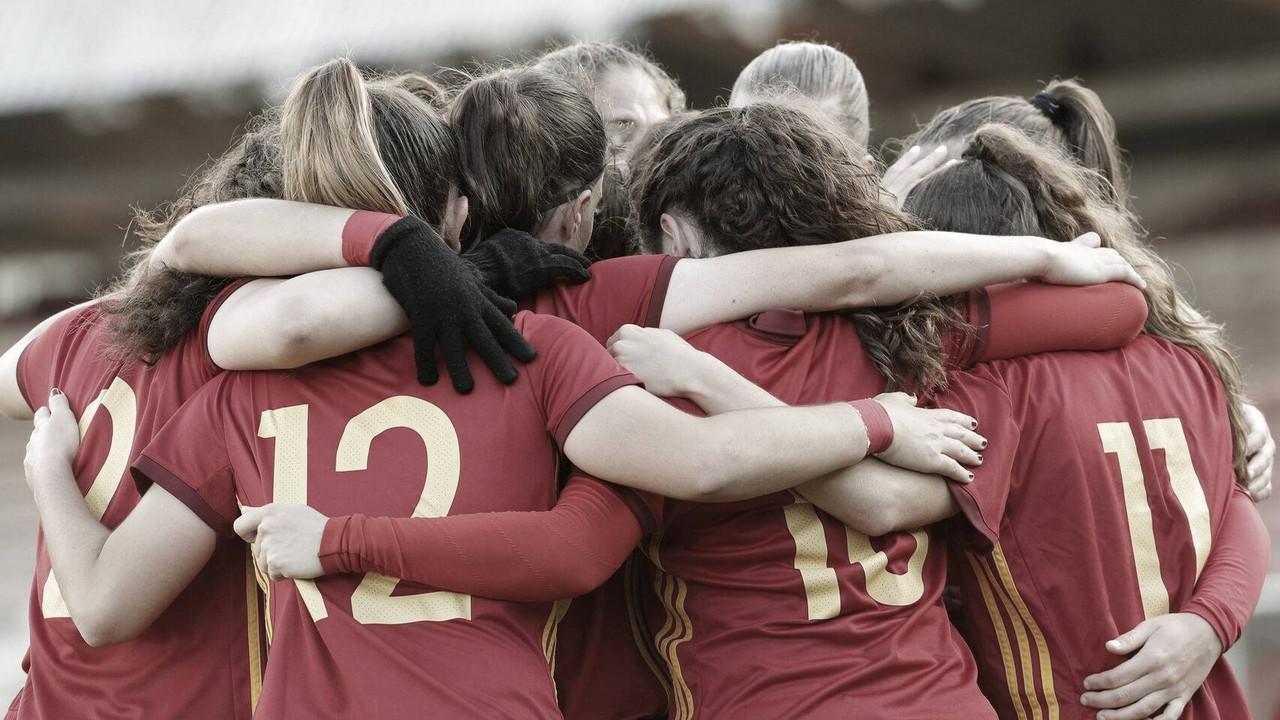 La Selección femenina Sub-19 acaba invicta la Ronda Élite