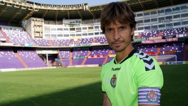 Álvaro Rubio regresa a la que fue su casa