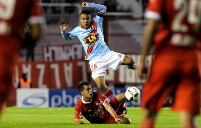 Independiente volvió a la victoria ante Arsenal