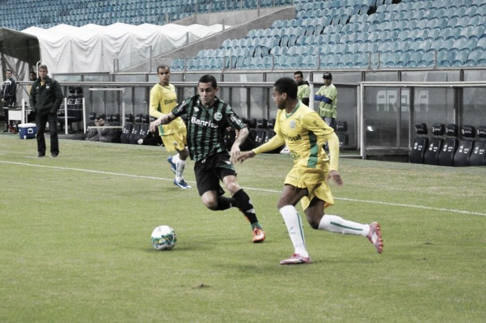 Juventude e Ypiranga empatam na estreia do Brasileirão Série C