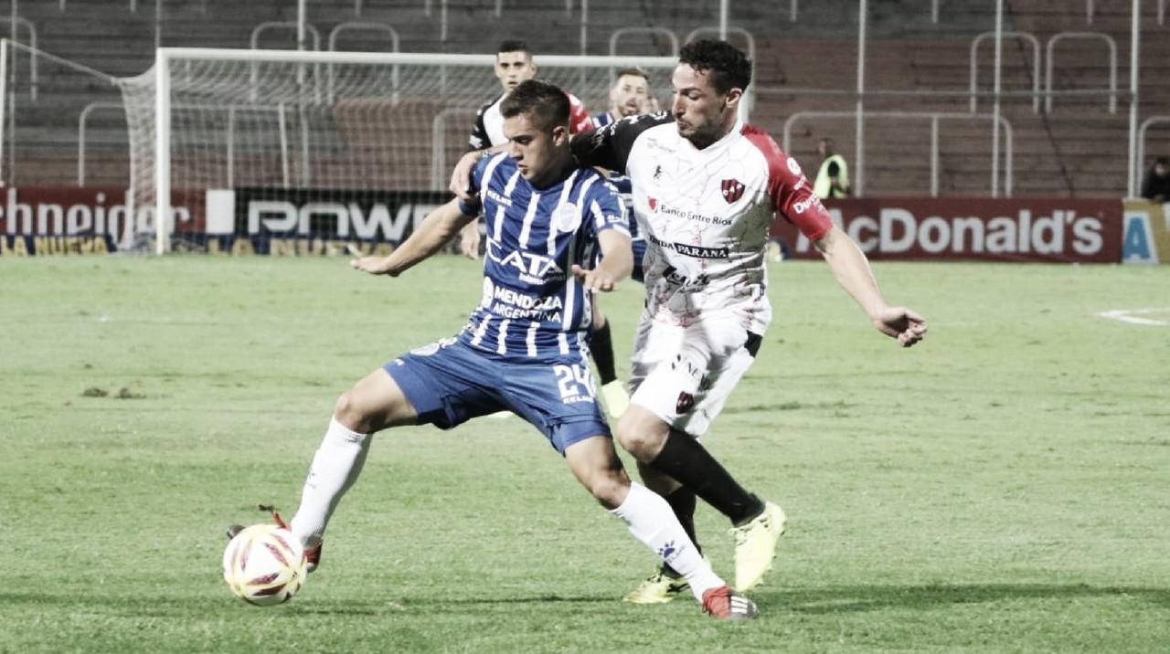 Otro empate de Godoy Cruz y Patronato