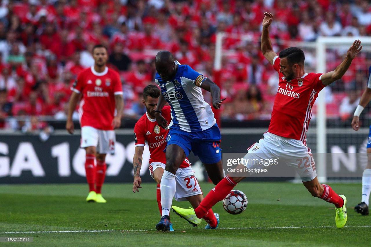 FC Porto recebe Benfica