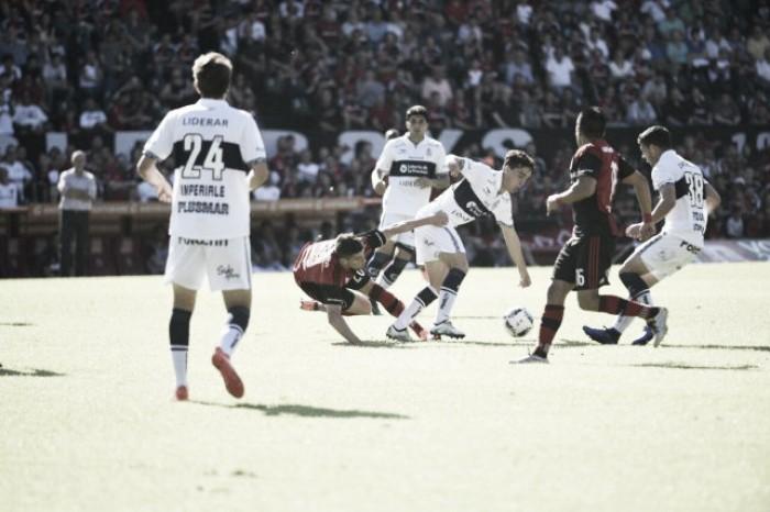 Lobo perdido en Rosario