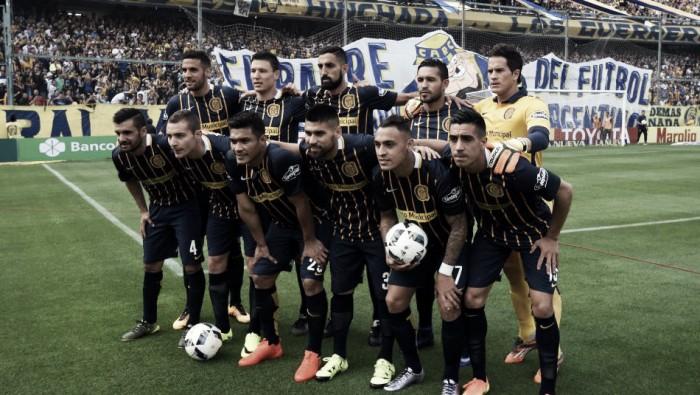Rosario Central 2 - 1 Patronato: puntuaciones del 'Canalla'